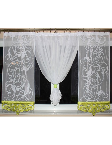 Regina Kokon Azur Zielona s3 Kwiat 2x60cm