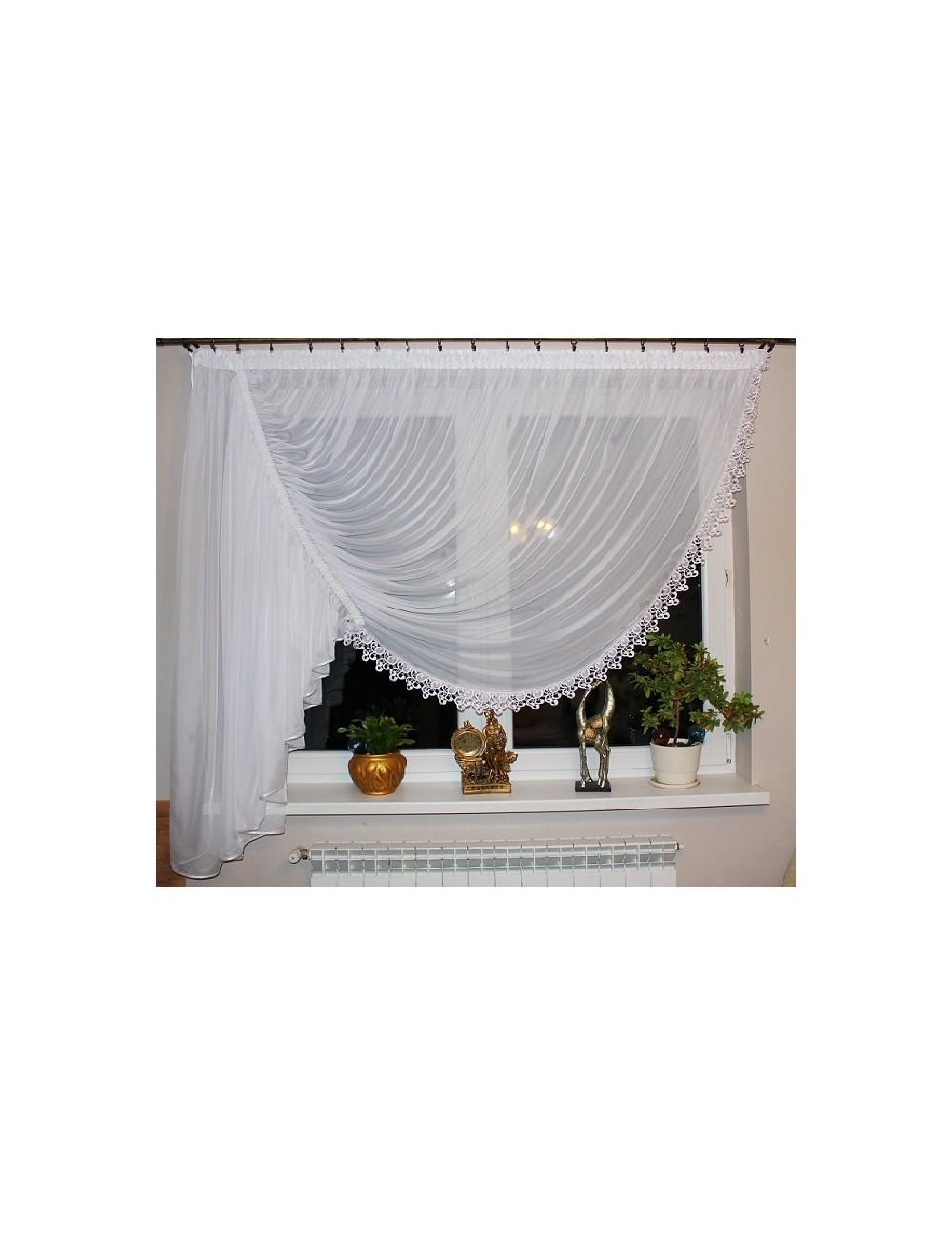 Firanka Eliza okno 400/170 Gipiura