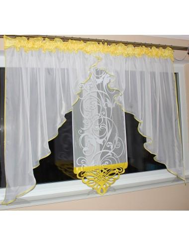 Anita Ażur żółta s2 Kwiat 400/150