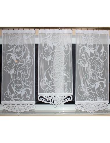 Panel Azur Biały s1 Szlak 3x60cm
