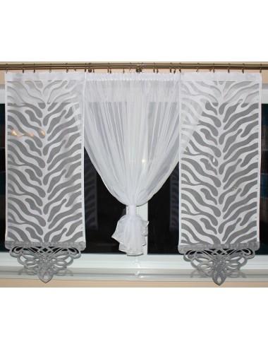 Regina Kokon Azur szary Zebra 2x60cm